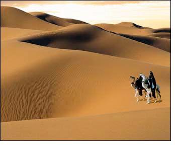 libyen wüste